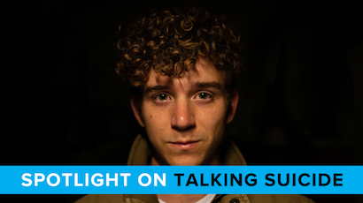 spotlight on talking about suicide